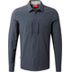 Craghoppers NosiLife ProII Longsleeve Shirt Men Ombre Blue